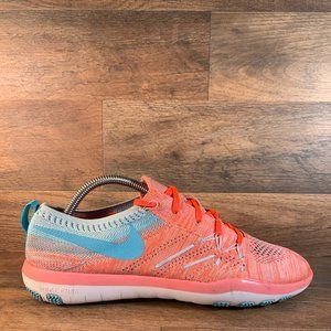 Nike Free TR Focus Flyknit Running Shoes